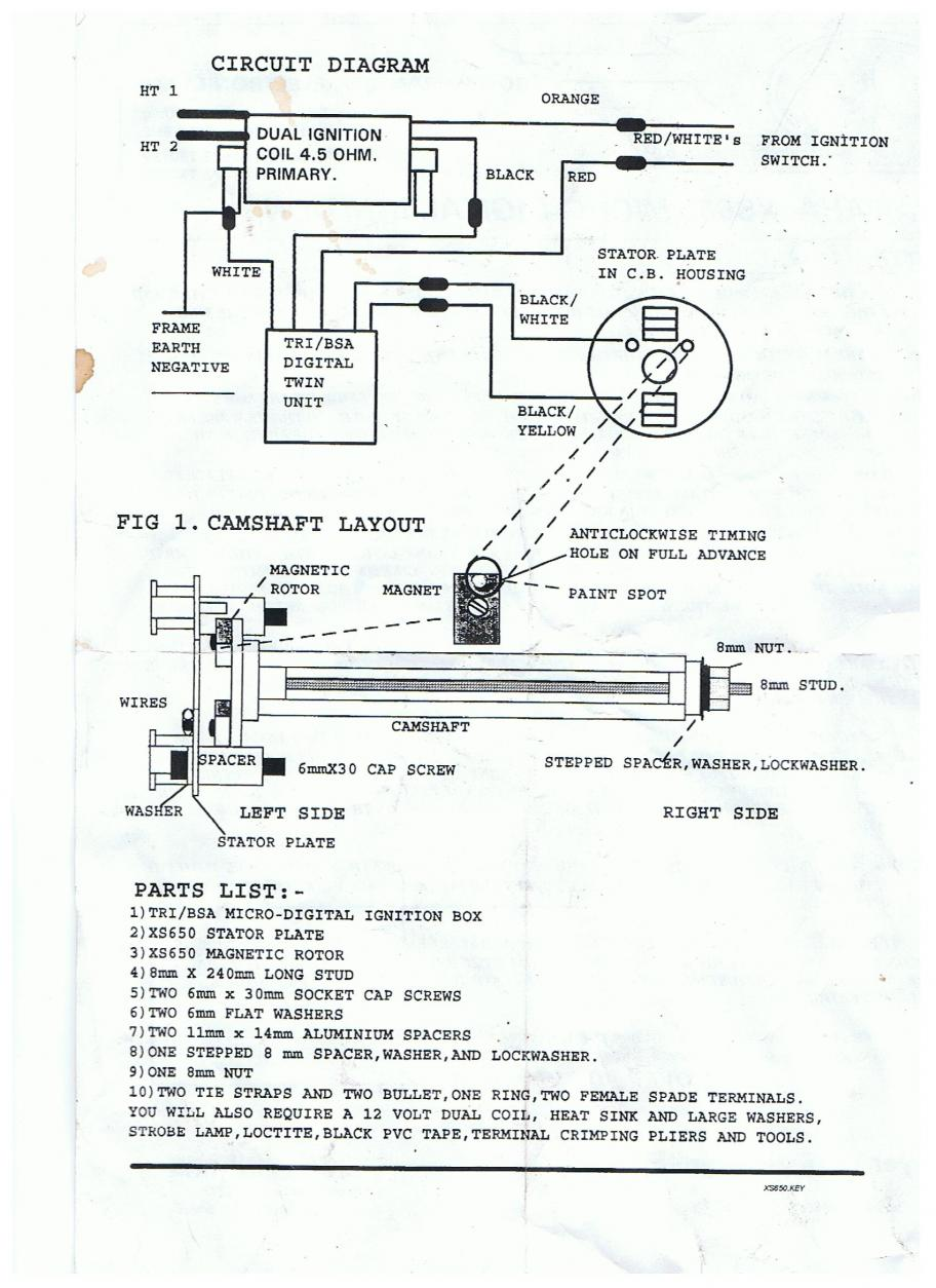 Lowbrow Customs Wiring Diagram Library Xs650 Custom Throttle