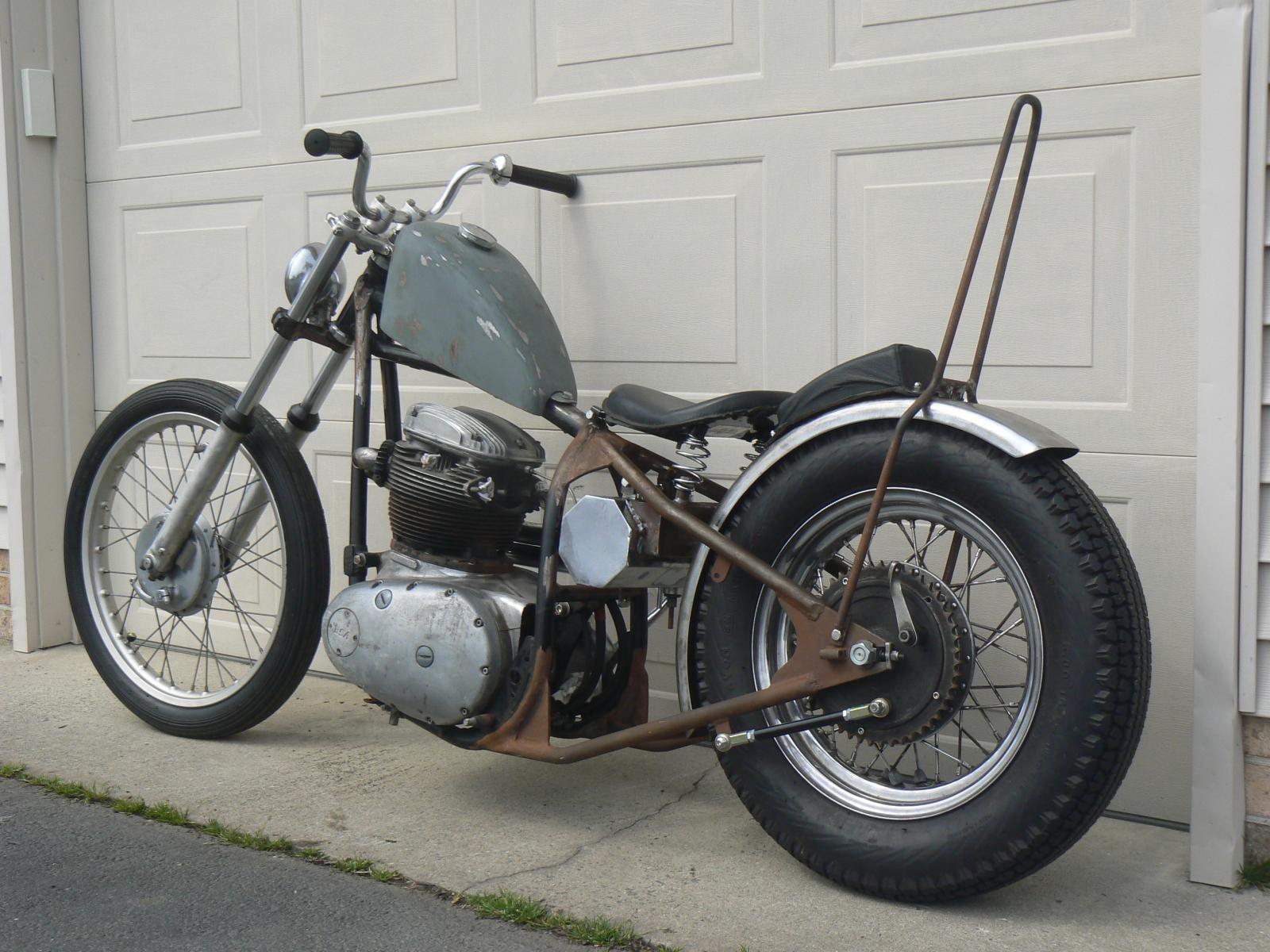 For Sale - - 1969 bsa a65 hardtail | Yamaha XS650 Forum