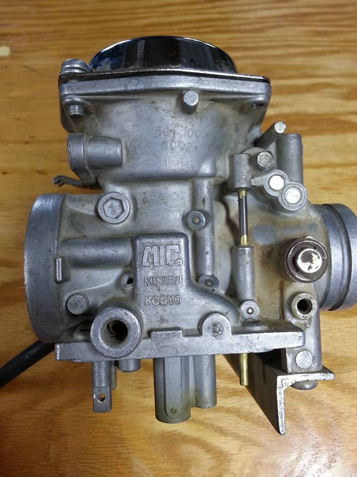 Carb Identification Help