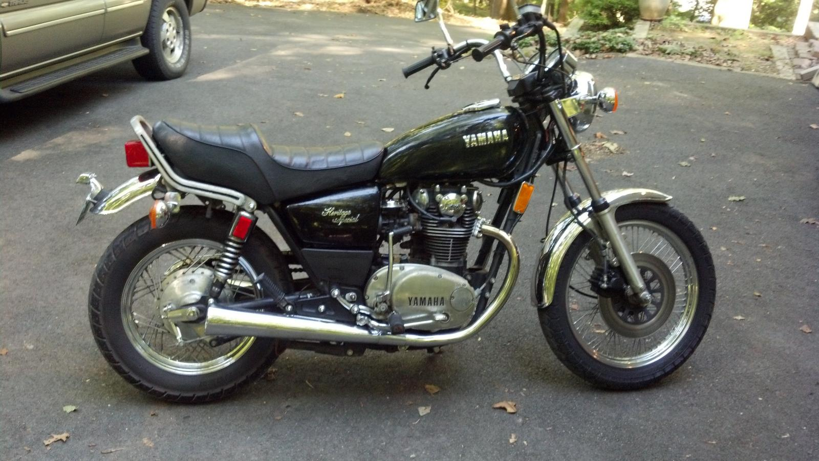 for sale 1983 xs650 heritage special original low miles