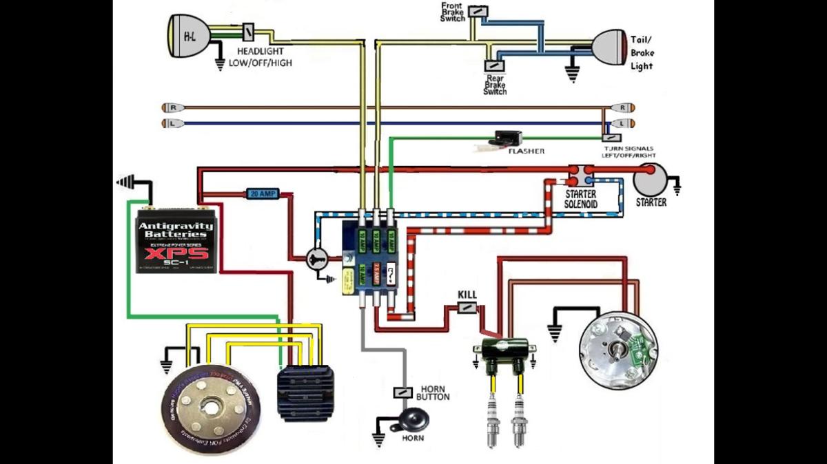 Yamaha Cdi Pin Wiring Diagrams. . Wiring Diagram on
