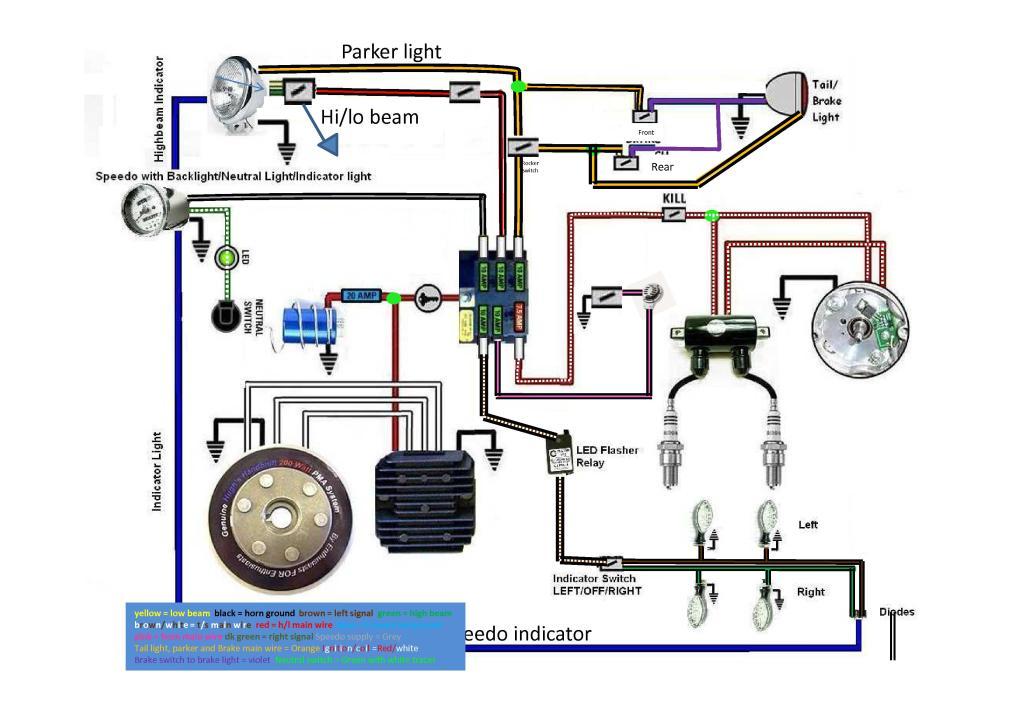 79 xs 650 wiring diagram wiring diagrams schematics rh woodmart co xs 650 chopper wiring xs650 wiring diagram chopper