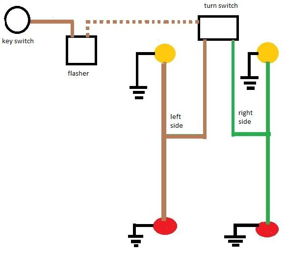 Turn Signal Wiring Harness on xs360 wiring diagram, cb750 wiring diagram, xvz1300 wiring diagram, xj650 wiring diagram, yamaha wiring diagram, fz700 wiring diagram, xvs650 wiring diagram, xs400 wiring diagram, xj550 wiring diagram, chopper wiring diagram, xv920 wiring diagram, fj1100 wiring diagram, xv535 wiring diagram, xj750 wiring diagram, virago wiring diagram, xs850 wiring diagram, xs1100 wiring diagram, xt350 wiring diagram, it 250 wiring diagram, yz426f wiring diagram,