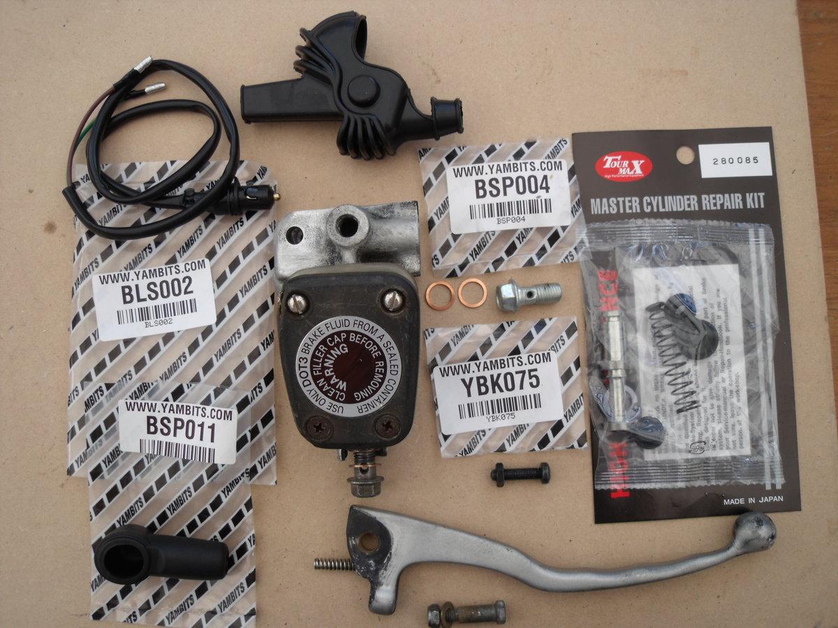 xs650 MC refurb parts.JPG