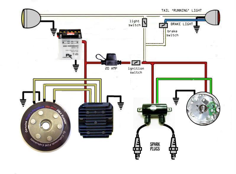 Cool 1975 Xs650 Wiring Diagram Basic Electronics Wiring Diagram Wiring Digital Resources Attrlexorcompassionincorg