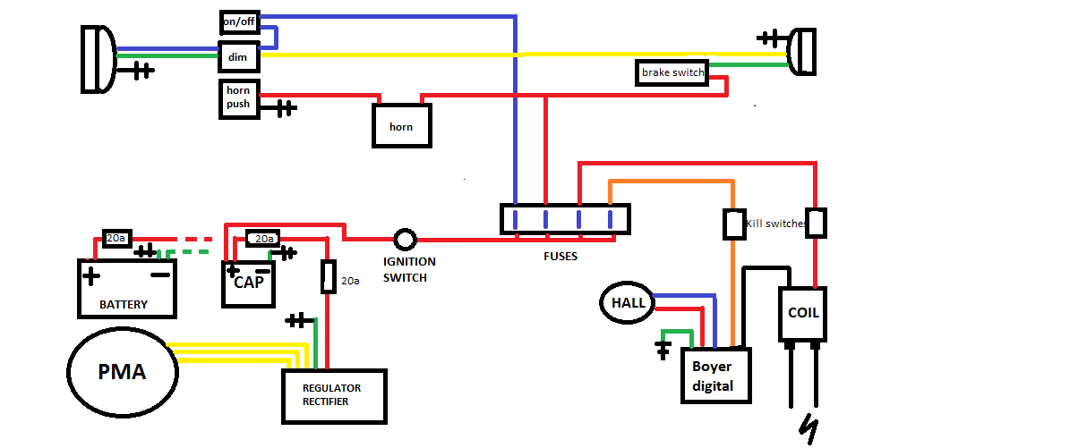 hugh s pma weak spark sparx capacitor yamaha xs650 forum xs650 wiring anlaf 14 png