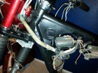 72 XS2 main wiring harness routing | Yamaha XS650 Forum Xs Wiring Harness Routing on