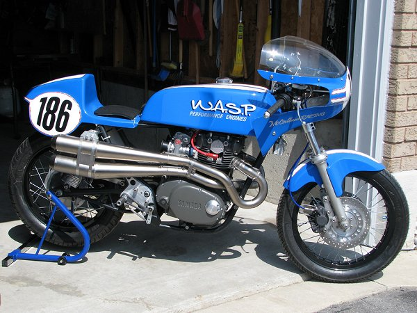 Ian's XS650RR
