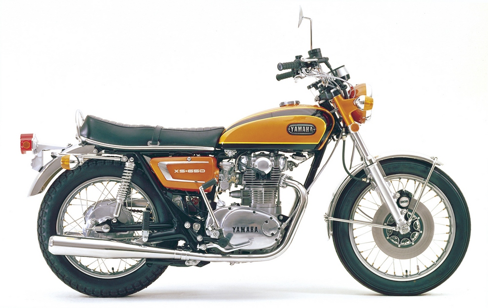 Yamaha Model Identification
