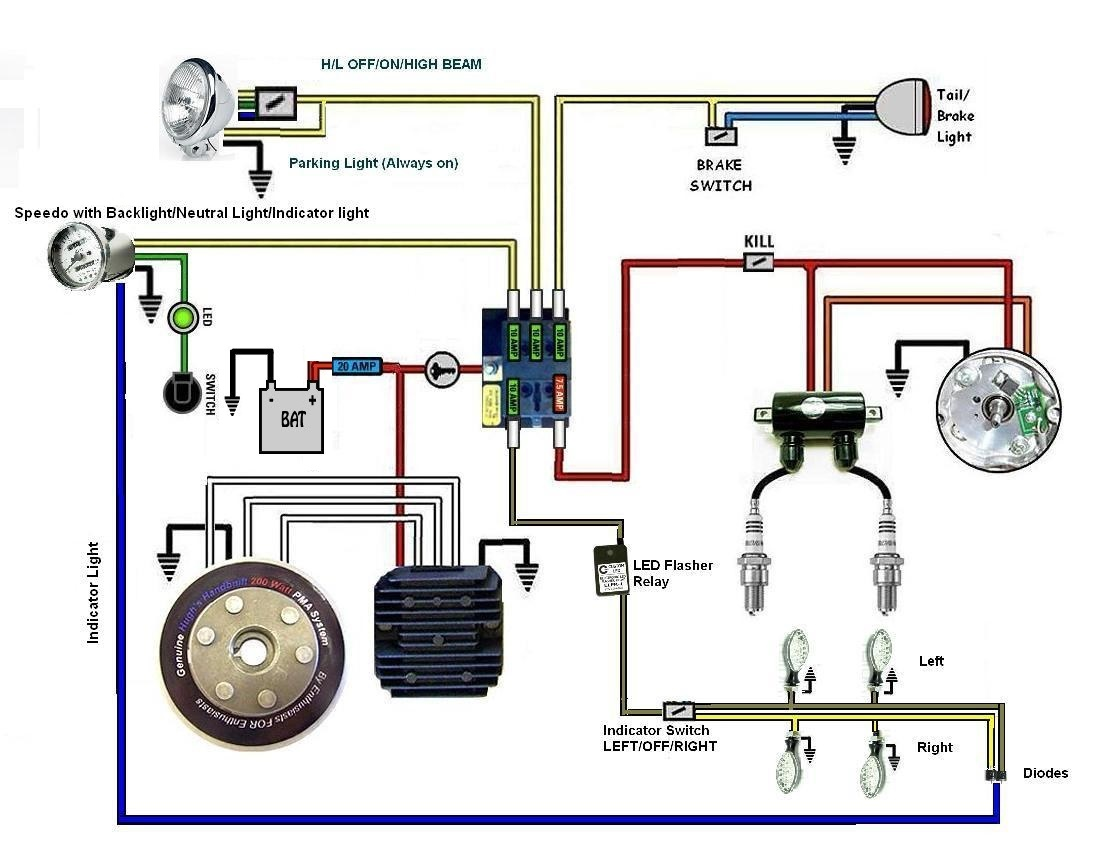 Harley Stator Wiring Diagram Manual Of Cdi Get Free Image About Images Gallery 43cc Engine Coil
