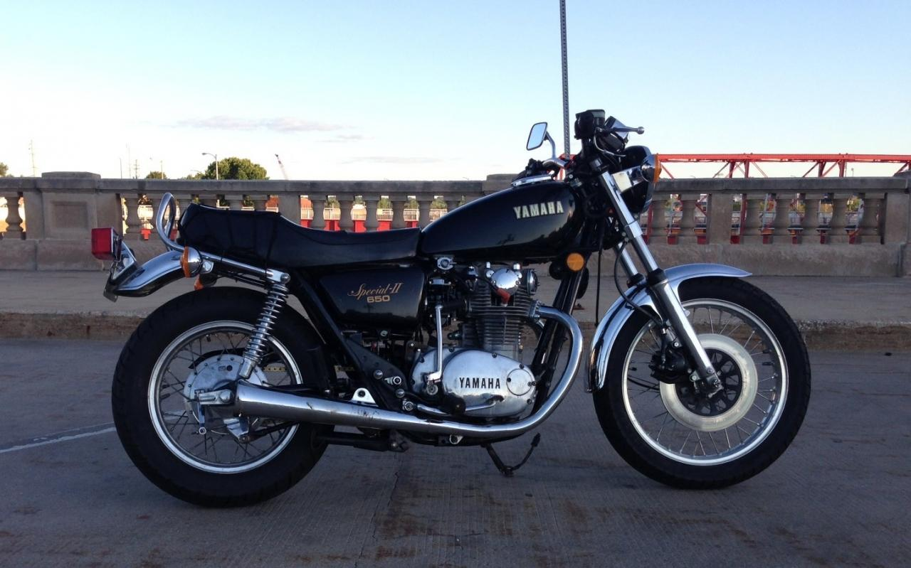 1980 Yamaha 650 Special Wiring Guide And Troubleshooting Of 1983 Xs Diagram Xs650 1979 1978 Kz1000