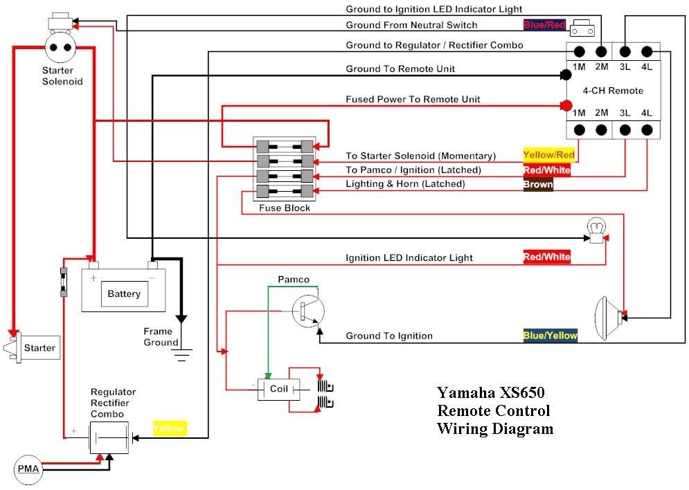 pamco xs650 wiring diagram get free image about wiring diagram